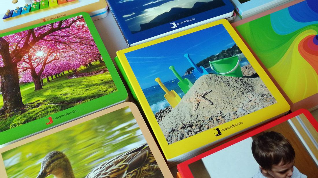 Libros infantiles de fotografía